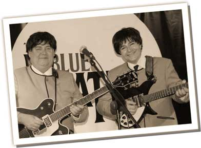 The Blue Beatles Duo