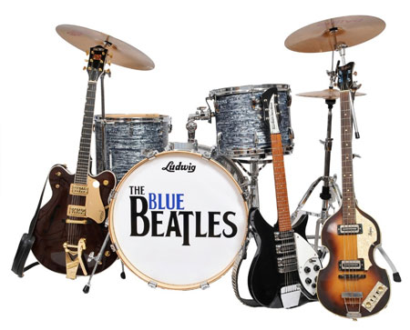 Blue-Beatles-instruments